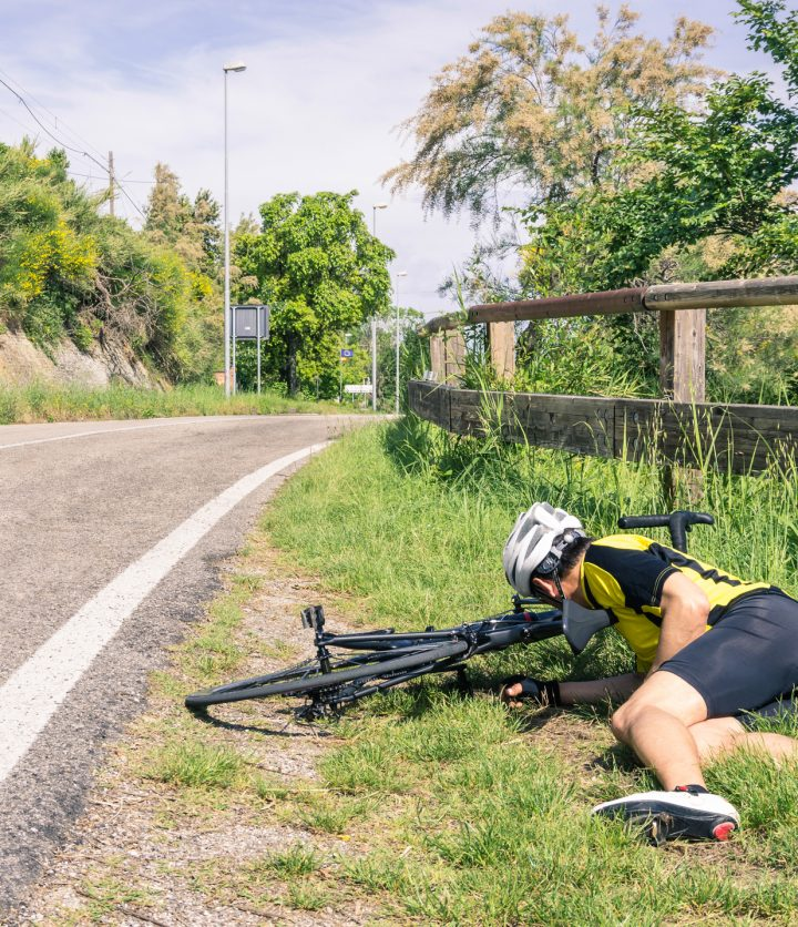 Traumatic brain injury cycling