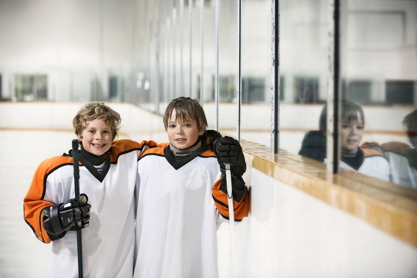 Benefit of sports for children