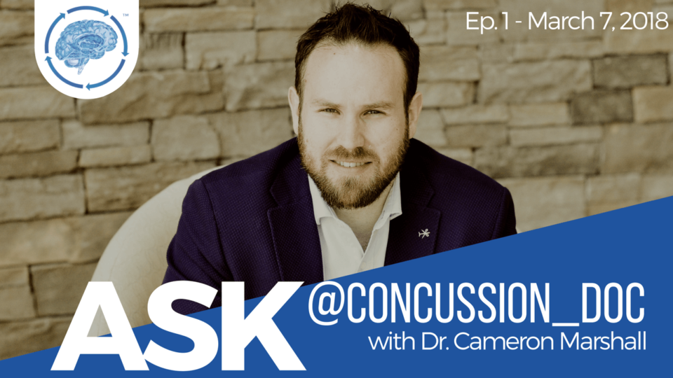 Concussion questions and answers with Concussion Doc