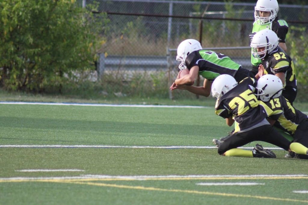 Sarnia Minor Football
